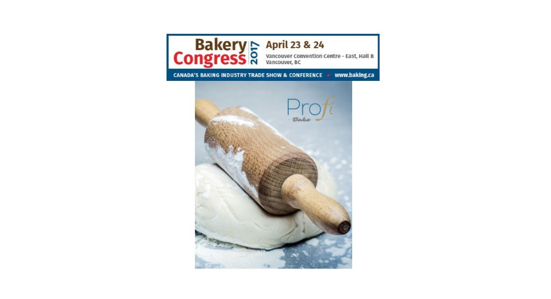 2017 Bakery Congress, April 23 & 24, 2017