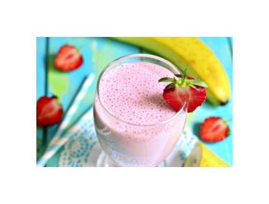 PROFI™ Strawberry-Banana Protein Smoothie