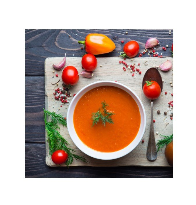 Best tasting, complete protein vegan tomato soup recipe